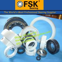 Buy cheap NSK TIMKE FAG SKF Ceramic Ball Bearings Si3N4 ZrO2 SiC from wholesalers
