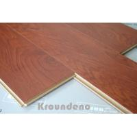 Buy cheap Resistant Enough Pearl AC4 Laminate Flooring For Warm Room With German Technology from wholesalers