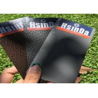 Buy cheap Non Lead Textured Powder Coat , High Performance Powder Coating Chemical Resistance from wholesalers