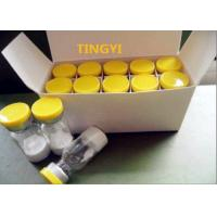 Buy cheap 99 % Purity Muscle Building Peptides , White Powder Peptide Hormones Bodybuilding from wholesalers