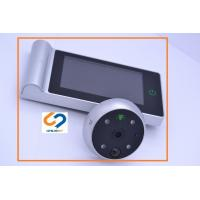 Buy cheap Electronic Wireless Digital Door Viewer 2800mAh Replaceable Lithium Battery Powered from wholesalers