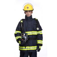 Buy cheap Heat insulation Nomex Fireman Turnout Gear for Firefighting from wholesalers