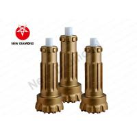Buy cheap Anti Corrosive DTH Hammer Bits 8'' Black Borehole Drill Bit For Mission Hammer from wholesalers