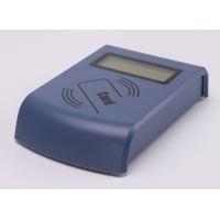 Buy cheap TCP  RFID Proximity POE Card Reader 13.56MHZ With LCD Screen from wholesalers