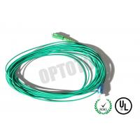 Multimode Fiber Optic Patch Cord OM3 3mm For Wide Area Networks / LANs