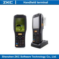 Buy cheap 3.5 Inch Android System Mobile Intelligent Terminal Printer Barcode Scanner Terminal Hand Held from wholesalers