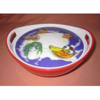Buy cheap Lenticular bowl ( soup and bread ) product