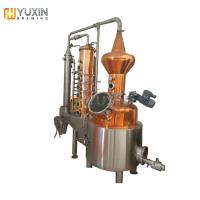 Buy cheap Red Copper/Stainless Steel Micro Vodka Distillery Equipment for sale from wholesalers