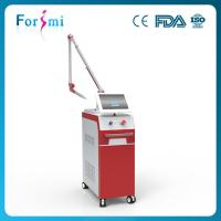 Buy cheap Medical Q Switched Nd Yag Laser Tattoo Removal Pigment and Vascular Lesions Removal Machine from wholesalers