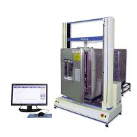 Buy cheap 20%RH~98%RH High-low Temperature Tensile Testing Chamber With Panasonic AC Servo Motor Drive from wholesalers