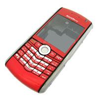Buy cheap BLACKBERRY Pearl 8100 Red Housing (Blackberry housings) from wholesalers