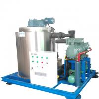 Buy cheap 380V/3PH/50Hz Commercial Grade Ice Machine For Tune Fishing Boat from wholesalers