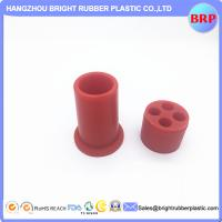 Buy cheap China Manufacturer Red Molded Silicone Rubber Parts for Shock Absorb with Damping Cup Agricultural Machinery Equipment from wholesalers