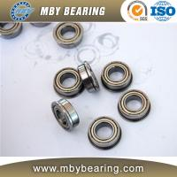 Buy cheap Original Ball Bearing Miniature Flange Bearings F602ZZ Used in Lasers Machinery from wholesalers