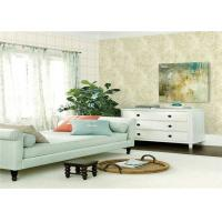 Buy cheap Classic Damask Non Woven Wallpaper Heat Insulation For Hotel , Home product