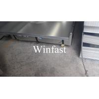 Buy cheap Custom Cutting Galvanised Steel Sheet / Grade A Surface Plate For Industry from wholesalers