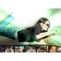 China 3D Wireless HD Video Glasses,Video game player,ipod accessories,mobile phone accessories,gift on sale