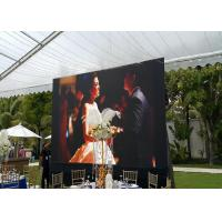 Buy cheap High Definition Indoor Rental LED Display 1200 Nits Brightness For Concert Stage Decor from wholesalers