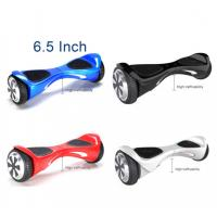 Buy cheap 6.5 Inch 2 Wheel 350 Watts Hoverboard Scooter Self Balancing Vehicle from wholesalers
