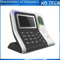 Buy cheap KO-H3 Low Price Biomereic employee clocking in system fingerprint clocking in system from wholesalers