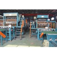 Buy cheap Molded Pulp Egg Tray Machine Fully Automatic For Pulp Molded Products from wholesalers