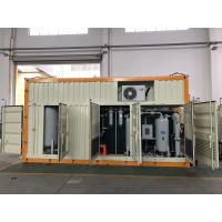 Buy cheap On Site Mobile Gases Systems Production Line PSA Cryogenic Oxygen Nitrogen Generator product