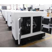 Buy cheap Acoustic canopy 15kva 20kva perkins diesel generator genset with engine 403a-15g1 404a-22g1 from wholesalers