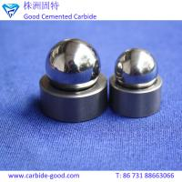 Buy cheap Tungsten alloy valve seat ball seat and cemented carbide sphere from wholesalers