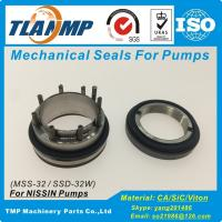 Buy cheap MSS-32 SSD-32W Mechanical Seals For Shaft size 32mm NISSIN sanitary Pumps (Material:Carbon/SiC/Viton) from wholesalers