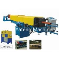 Buy cheap High Precision Gutter Downspout Roll Forming Machine Fly Saw Cutting from wholesalers
