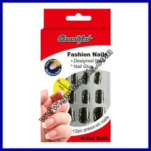 Buy cheap Beauty acrylic fake nails / Artificial Nail Art false nail tips product