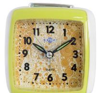 China Desk Plastic Alarm Clock on sale