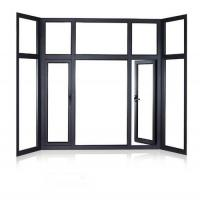 Buy cheap PRIMA best price clear glass aluminum casement window drawing from wholesalers