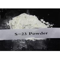 Buy cheap Pharma Grade S-23 Anabolic Steroids Muscle Growth CAS 1010396-29-8 from wholesalers