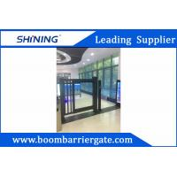 Buy cheap 10 Level PWM 900*1083mm Manual / Automatic Sliding Gate With RFID Card Reader from wholesalers