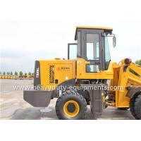 Buy cheap T926L Small Wheel Loader With Air Condition Quick Hitch And Attachments product