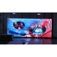 Buy cheap Slim Rental Indoor Full Color LED Screen Automatic Control 6mm Pixel Pitch from wholesalers