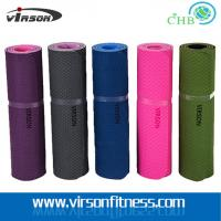 Buy cheap Virson Premium Quality Gym Exercise ECO TPE Yoga Mat /Yoga Mats Supplier from wholesalers