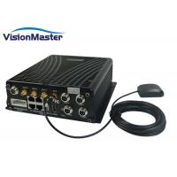 Buy cheap Sim Card Car Camera Mobile Vehicle Digital Video Recorder 4ch 3G With HDMI Input product