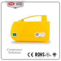 Buy cheap Aerosol Therapy Compressor Nebulizer Machine 12lpm Liter Flow  Range from wholesalers