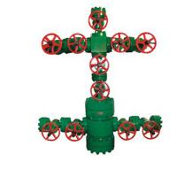 Buy cheap API 6A 2-9/16 10000psi X-Mas Tree for Oil Drilling or Control, oil rig christmas tree / X-mas tree used oilfield from wholesalers