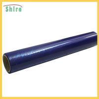 Buy cheap Medium Viscosity Glass Window Safety Film , Dark Blue Protective Glass Film 50Mic from wholesalers