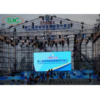 Buy cheap HD LED Screen Rental led Display Price P3.91 Die Casting Aluminum for Activities from wholesalers