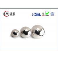 Buy cheap Solid Miniature 2mm Chrome Steel Balls For Automotive Bearings DIN5401 product