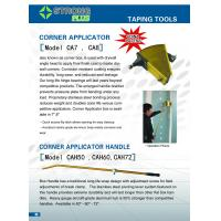 Buy cheap Corner Applicator Drywall Taping Finishing Tools from wholesalers