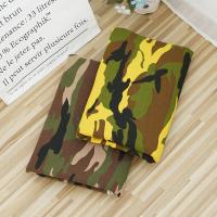 Buy cheap Wholesale Twill Cotton Polyester Spandex Camouflage Fabric For Garment from wholesalers