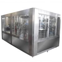Buy cheap Bottled Water Fill Machines with Washing, Filling, Capping (3 in 1) Function from wholesalers