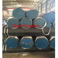 Buy cheap Grade 6 Seamless Steel Pipe DIN 1630  St 37.4 / St 44.4 / St 52.4 Carbon Steel Material from wholesalers