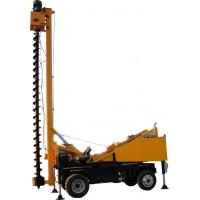 Buy cheap hot selling ,HF360-11 small piling rig ,piling driver ,screw piling machine from wholesalers