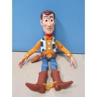 Buy cheap Disney Cartoon Music Plush Toys Pixar Toy Story Talking Sheriff Woody Action Figure from wholesalers